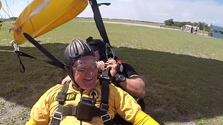 Bob goes skydiving with the SOCOM Para-Commandos
