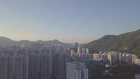 HK Residential Building Horizontal Panning