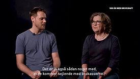 Ulla og Marks begejstring for broer