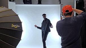 Wakai Jr Behind the Scene Photoshoot