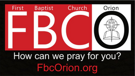 March 5, 2021 - World Day of Prayer, FBC Orion 2021