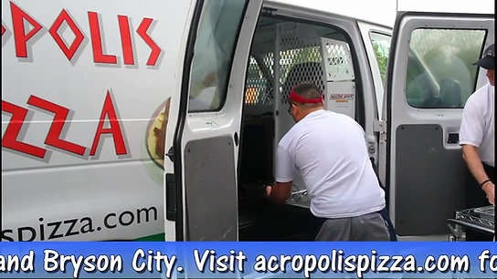 Catering at Acropolis Pizza