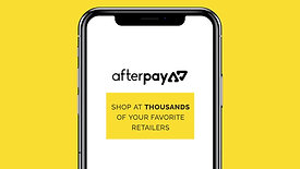 "Afterpay - Re-Targeting ""First Date"""