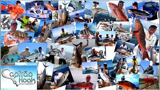 Pescaria no Panamá - América Central.