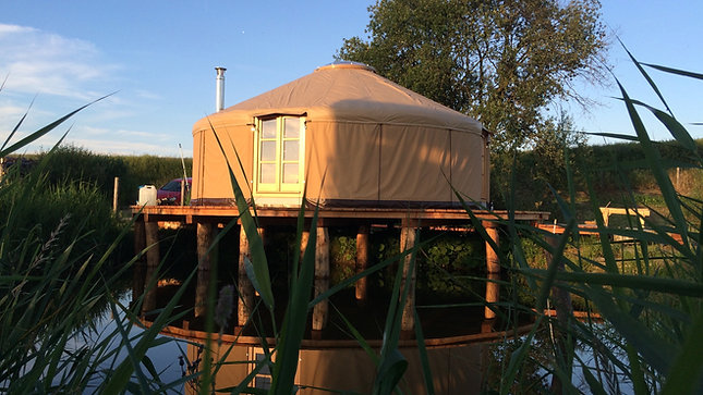 Yurt - Assemblings
