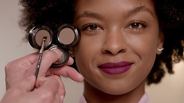 MAC COSMETICS: How to get the perfect brow