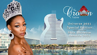 The Crown Table | Miss Universe Bahamas Shauntae Miller