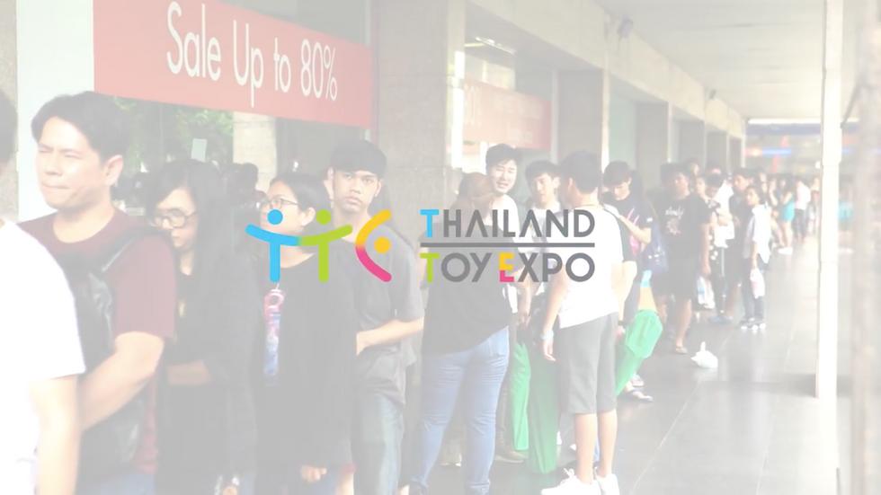 Thailand Toy Expo 2018