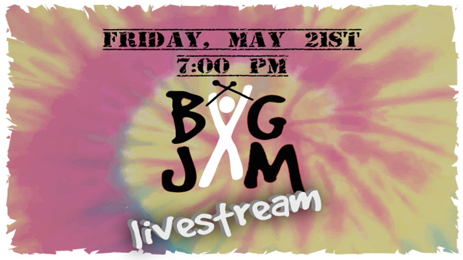 Big Jam 2021 Livestream