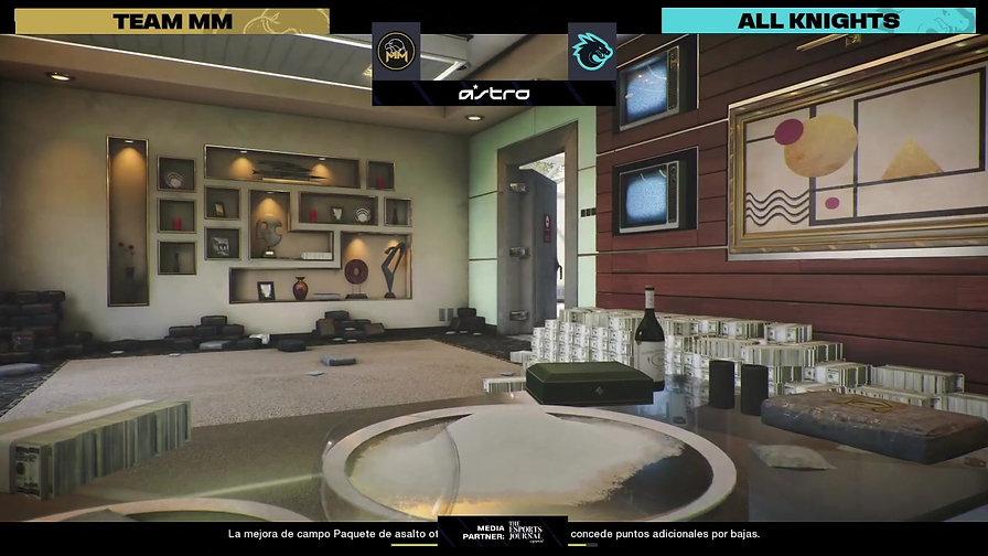 Producción in-game 3