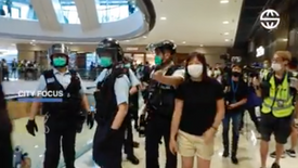 CITY FOCUS: Hong Kong protest is back as Covid-19 cases drop