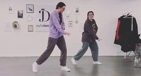 Fabienne - Choreography Saturday Nights (Khalid)