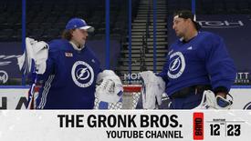 GRONK BROS vs the Tampa Bay Lightning
