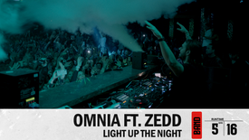 Light Up the Night with ZEDD at OMNIA Nightclub