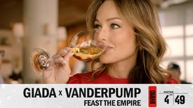Giada De Laurentiis & Lisa Vanderpump - Feast the Empire