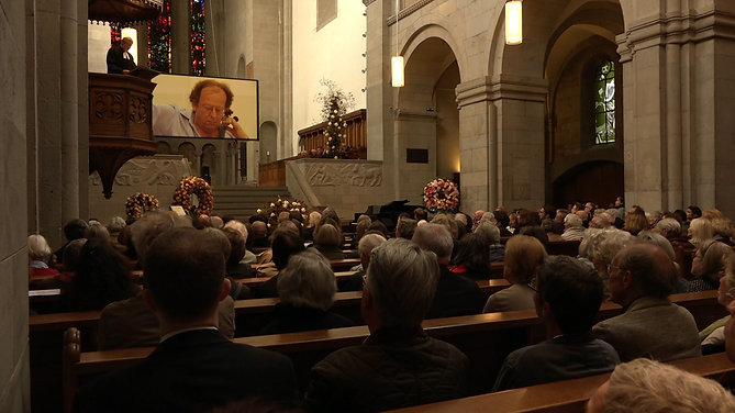 Last farewell ceremony for beloved Dr. Beat Richner