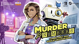 Murder by Numbers Announcement