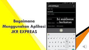 Aplikasi JKR Ekspre@s