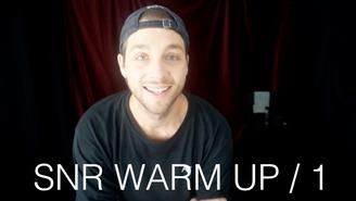 SNR : WARM UP 1 : AR.ONLINE