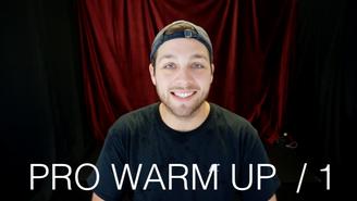 PRO WARM UP 1 : AR.ONLINE