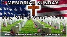 5  24  20  M1 MEMORIAL MILITARY TRIBUTE