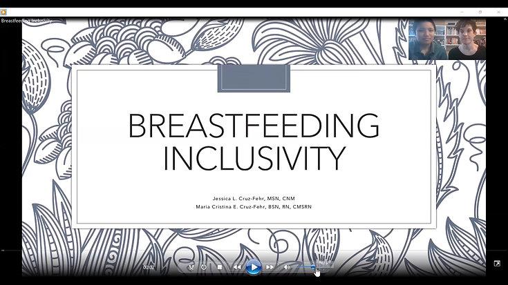 Session #3-Inclusivity