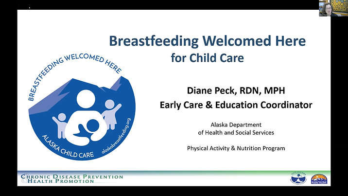 Session #5-Breastfeeding Welcomed Here