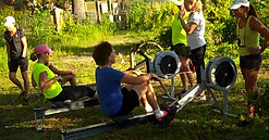 Learn to Row-Cox Workshop