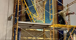 Scaffold removal
