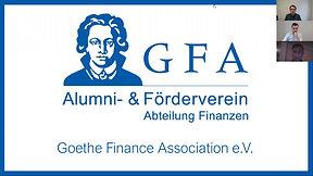 GFA Freshmen Welcome Event 2020
