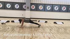 Pat Jones YMCA  - AXT with Brooke
