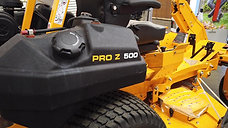 Race Bros. Mowers PKG
