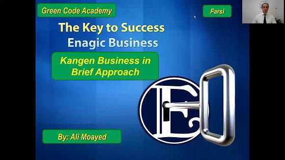 Farsi Training Kangen Business Brief Approch