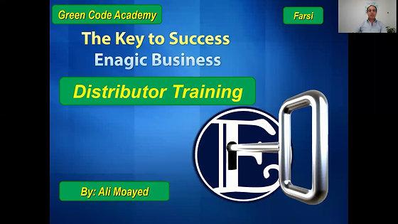 Farsi Training Distributor Training