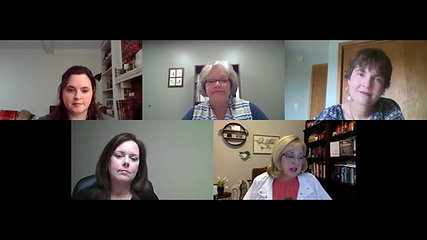 Women's Ministry Webinar