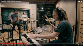 Pale Lady - Told to Fold (Live in Studio)