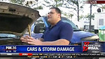 Cars & Storm Damage