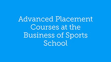 Advanced Placement Classes @ BOSS