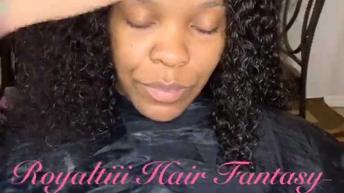 Lace Wig Install over dreads
