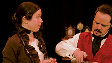 Mr. Mallard's Magical Menagerie (A Sherlock Holmes Adventure)