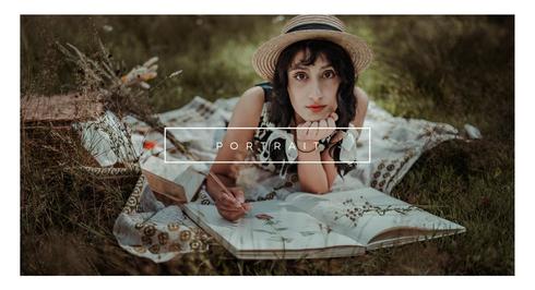 Cerry Portrait Videography