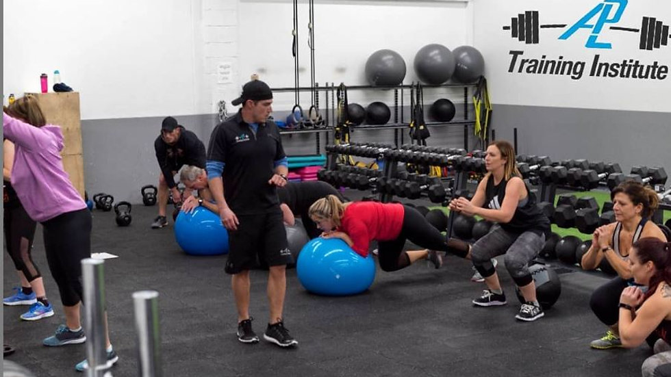 Active Lifestyle & Performance Group Training Classes