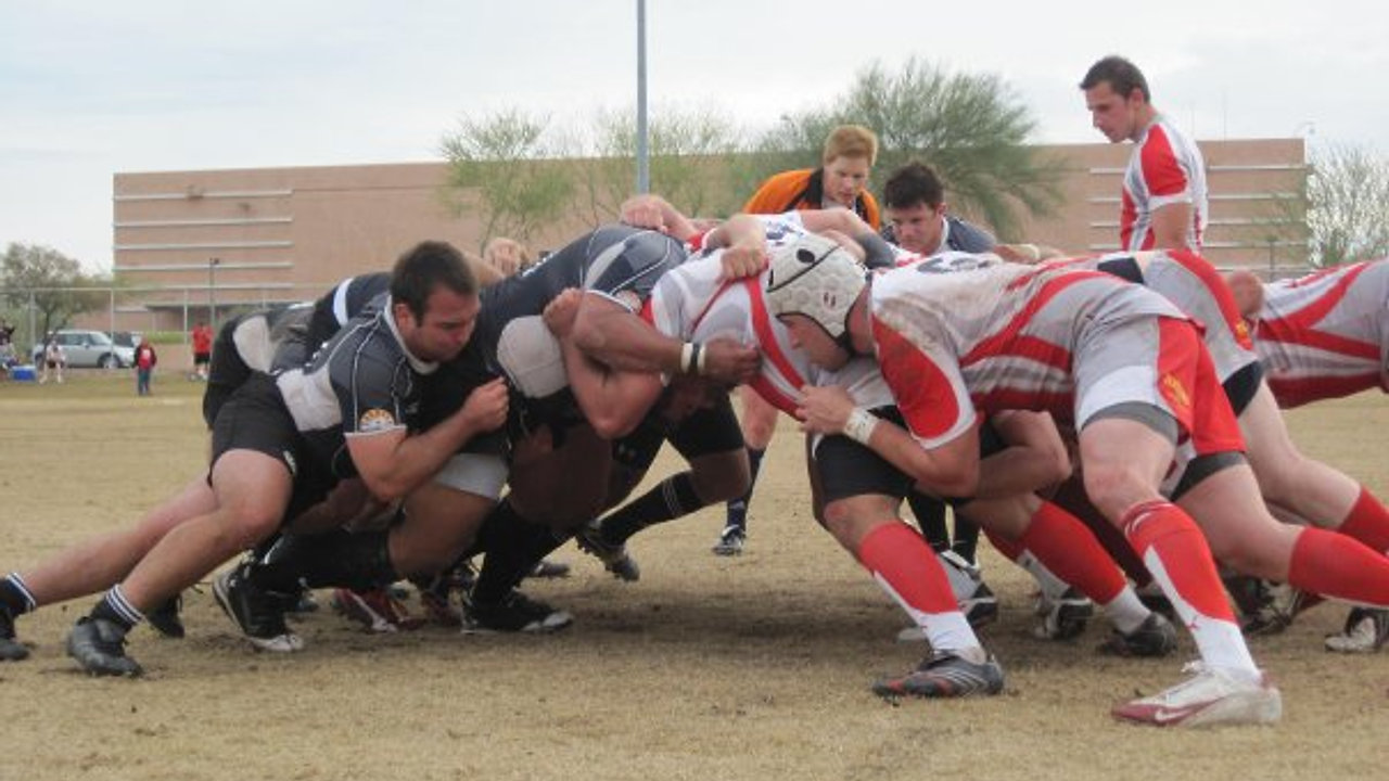 Red Mountain Rugby 2007