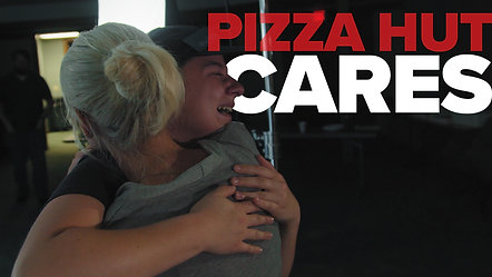 Pizza Hut - Parents Approval Courtney