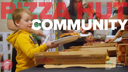 Pizza Hut - Pizza Drop - Big Brothers & Big Sisters