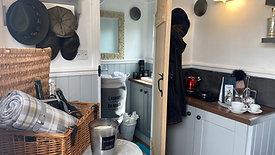 HUT in the WILD - Luxury Shepherd Hut - The Vineyard Shack