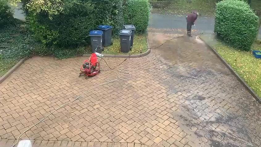 Driveway Clean