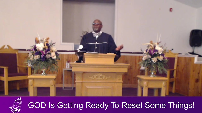 GOD Is Getting Ready To Reset Some Things!