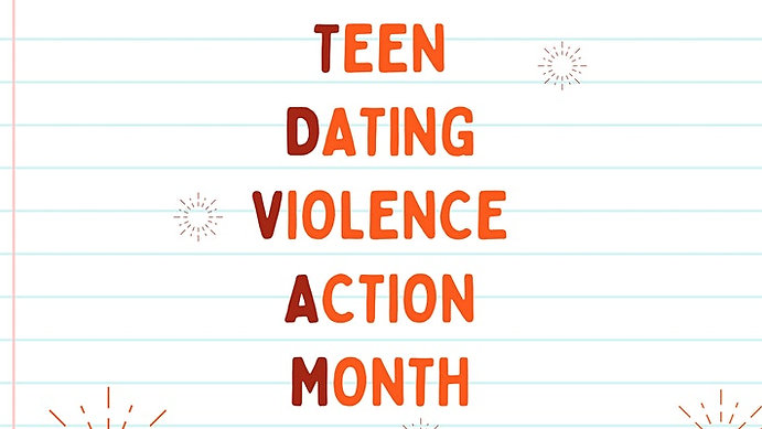 "My live streamThe New Heights Program Presents The "" What's Love Got To Do With It? Teen Dating Violence Awareness Virtual Summit."""