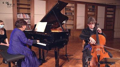 Brigitte Meyer, piano | Sébastien Singer, violoncelle
